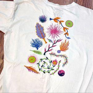 Volcom | Rainbow Yin & Yang Graphic Shirt